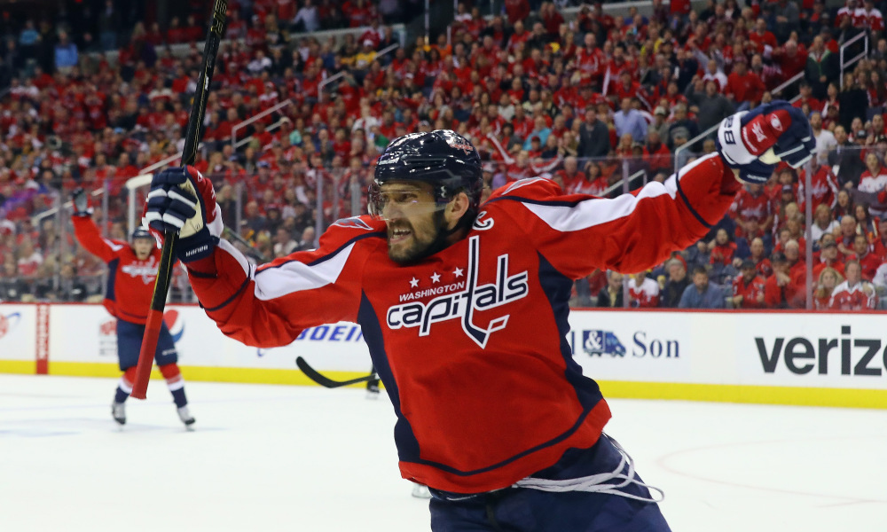 The Washington Capitals bring their fourth highest goals per game average  into tonight s game where they host the Penguins during Wednesdays rivalry  night! 3a1404a2e42