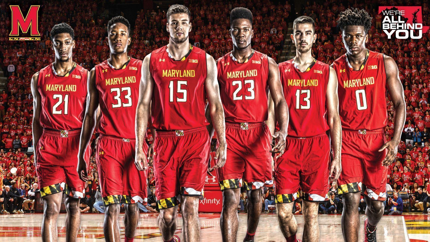 Terps Win Easily 76 59