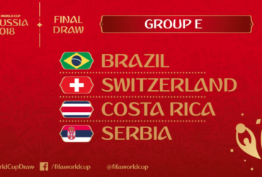 2018 World Cup Group E