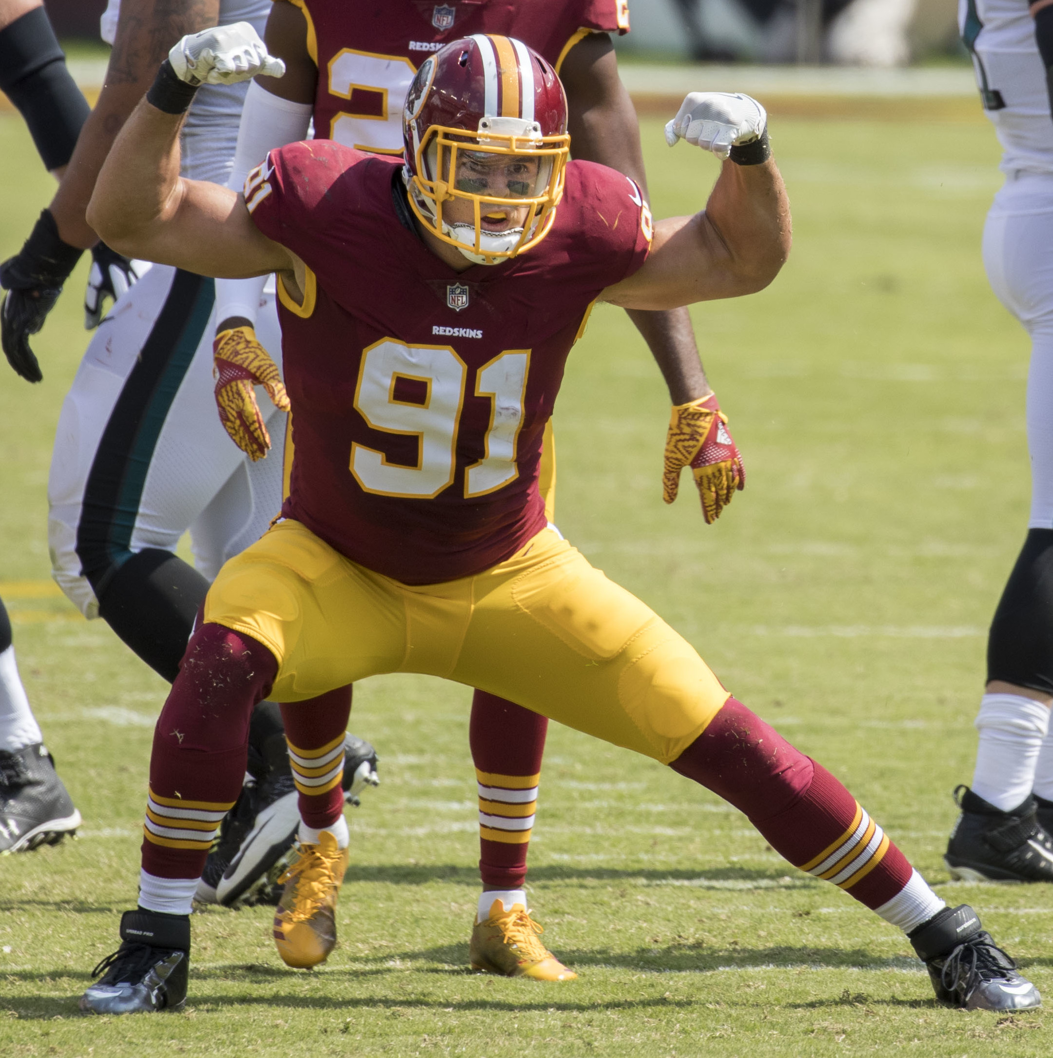 Redskins Win Preseason Thrilller f76264380