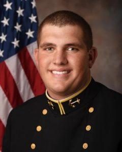 Andrew Wood, senior, Naval Academy