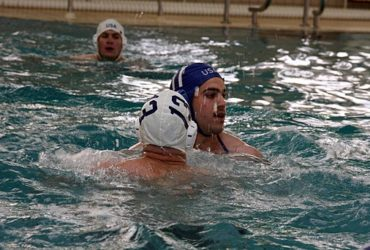 Navy Water Polo