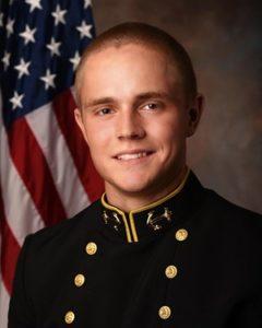 Bennett Moehring, Navy senior kicker