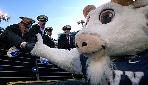 Bill the Goat, Navy's mascot