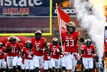 Terps heading to bye