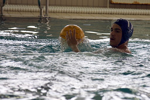 Water Polo - Navy