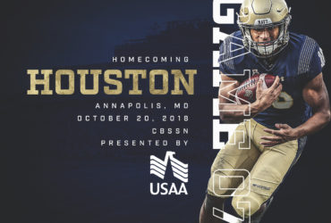 Houston at Navy graphic