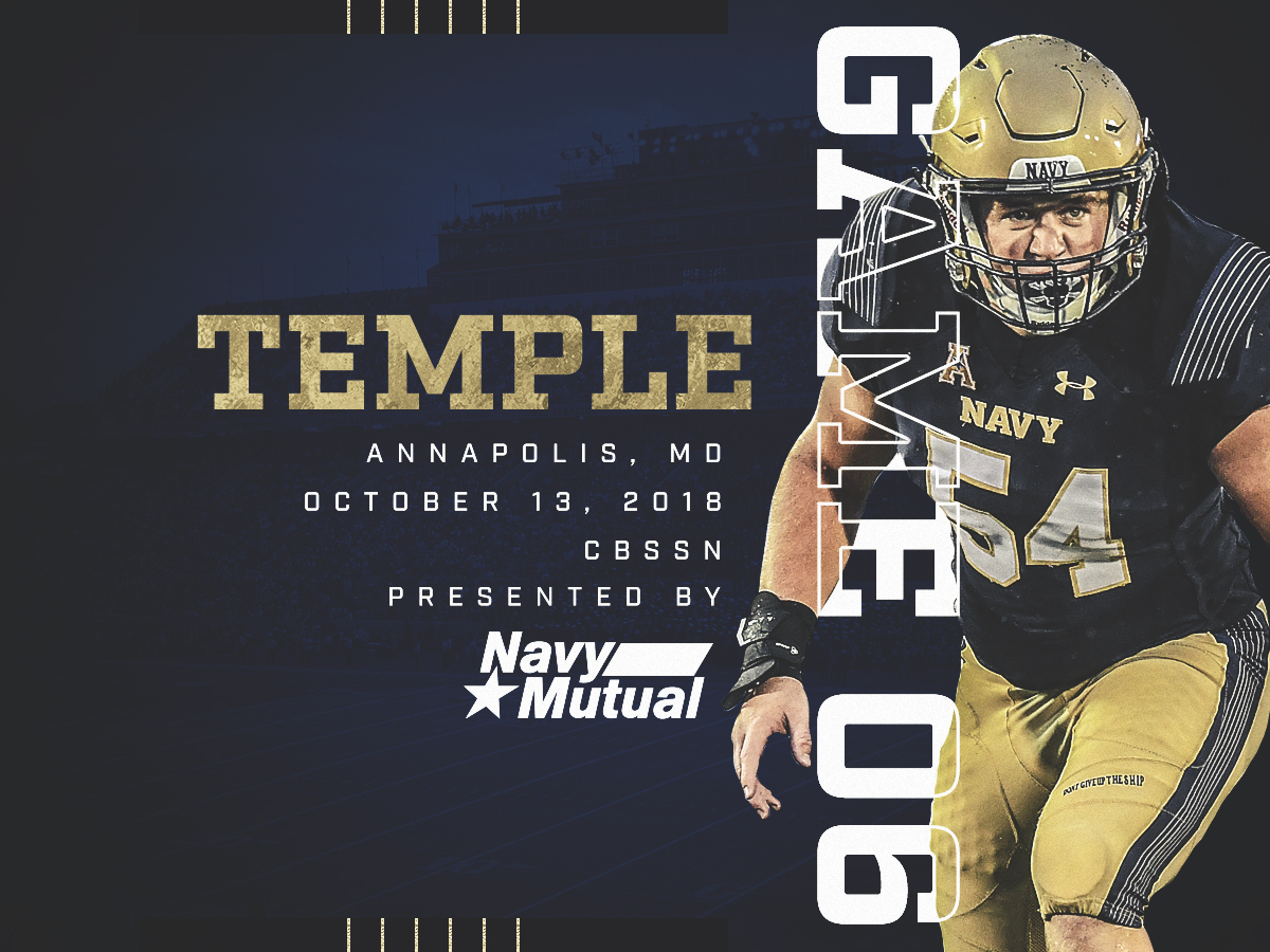 Navy Temple graphic