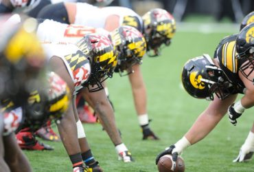 Terps to face Iowa