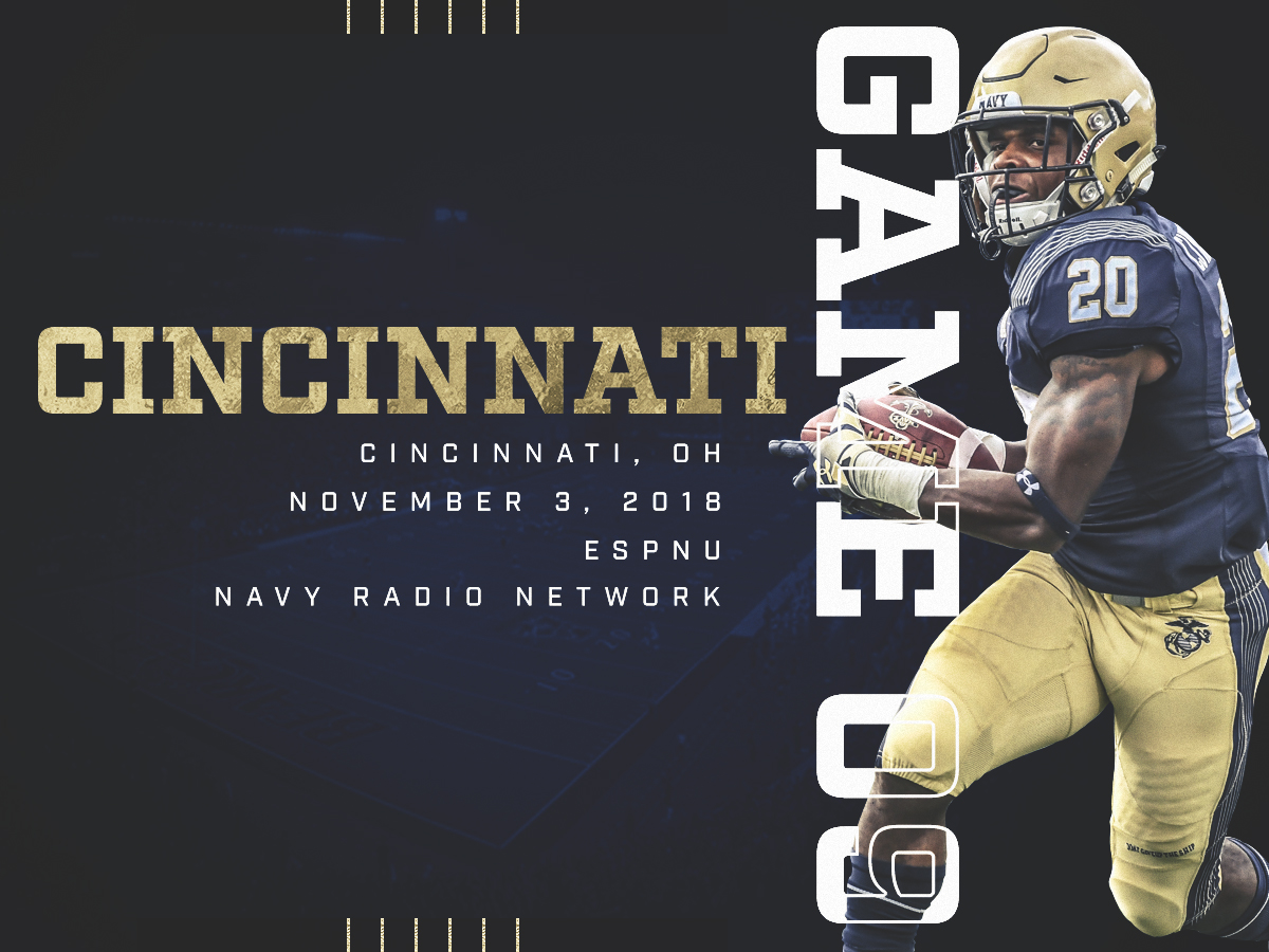 Navy at Cincinnati