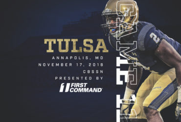 Navy Tulsa graphic