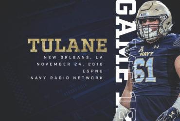 Navy Tulane