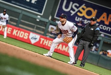 Brian Dozier of the Minnesota Twins