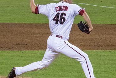 Patrick Corbin on the mound