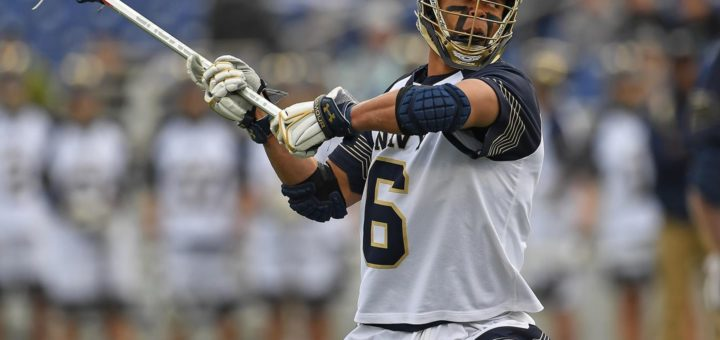 Navy men's lacrosse