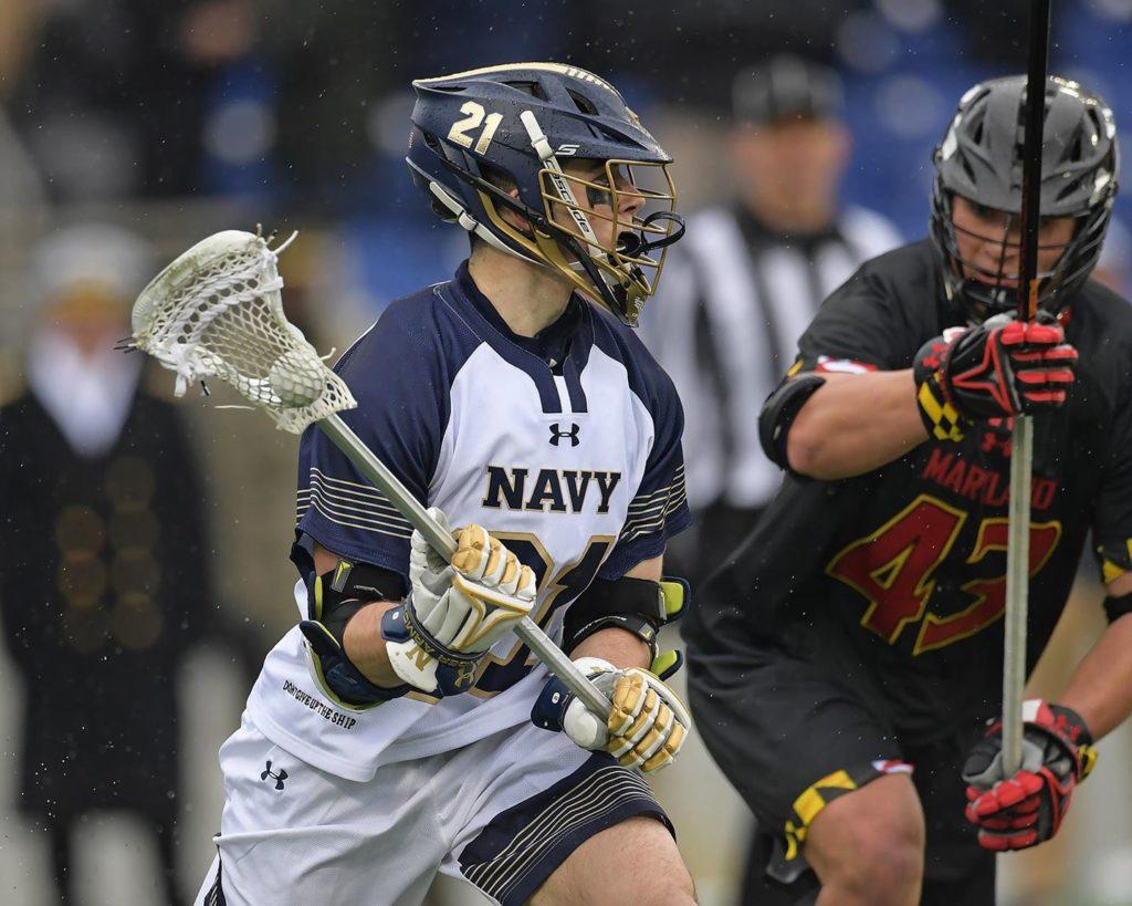 Navy men's lacrosse
